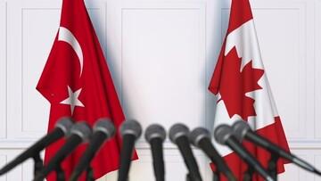 لغو صادرات تسلیحات نظامی کانادا به ترکیه