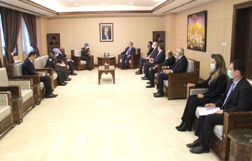 تاکید فیصل مقداد بر حاکمیت سوریه بر جولان اشغالی