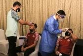از بازیکنان تراکتور در امارات تست کرونا گرفته شد