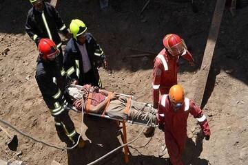 حادثه مرگبار در حفاری فاضلاب در سنندج