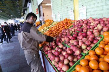 اعلام ساعات کار میادین میوه و تره بار تهران در ماه رمضان