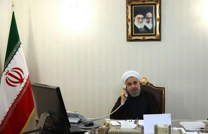 روحانی: امیدوارم آمریکاییها فهمیده باشند که تحریم و فشار راه درستی نیست