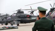 چین در نزدیکی تایوان رزمایش نظامی انجام داد