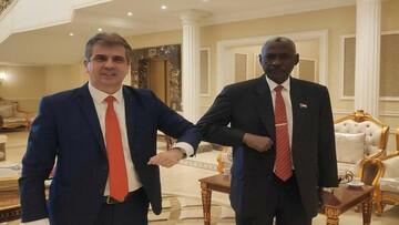 سفر نخستین هیات رسمی سودان به اراضی اشغالی