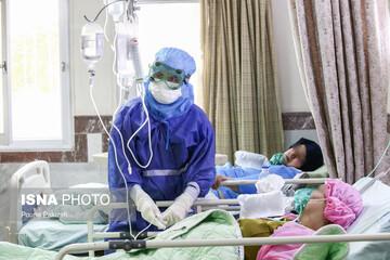 فوتیهای روزانه کرونا از ۳۰۰ نفر عبور کرد / ۲۵۵۸۲ بیمار جدید شناسایی شدند