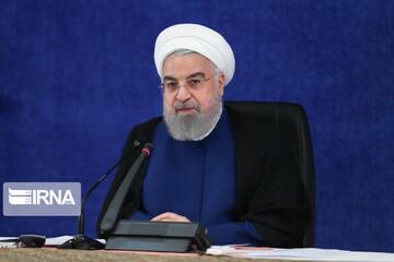 روحانی: با دولت الکترونیک رفاهی ایجاد شد که به نفع همه مردم است