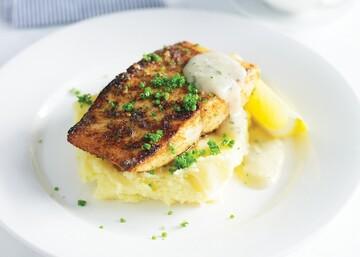 دستور پخت خوراک ماهی خوشمزه