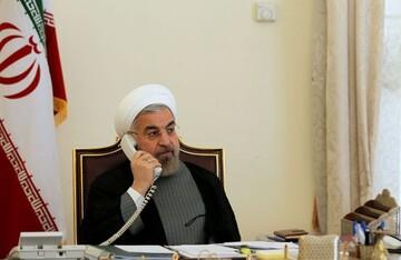 گفتگوی تلفنی روحانی با رییس جمهور ترکیه
