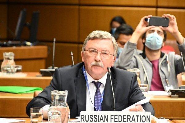 اولیانوف: مذاکرات برای احیای برجام فردا ادامه مییابد