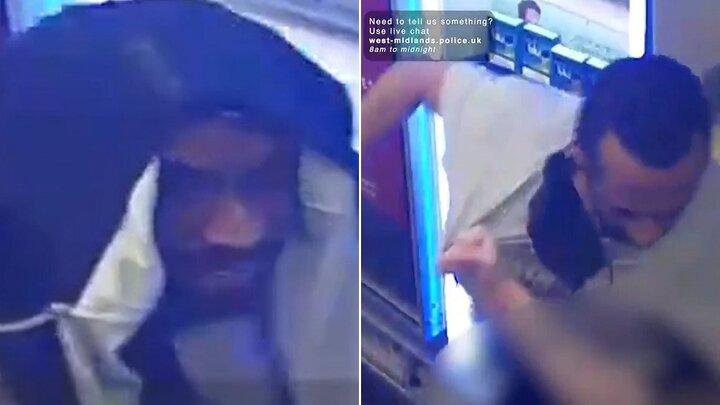 صحنه حمله وحشیانه سارق به صندوقدار پمپ بنزین / فیلم