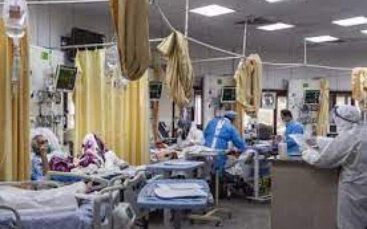 اوضاع وخیم کرونا در دزفول/ بیمارستان جا ندارد، بیماران در اورژانس میمانند