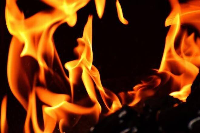 جان باختن ۲۰ کودک در آتش سوزی مدرسه