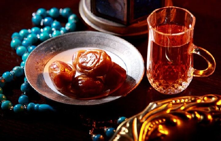 یک نوشیدنی عالی برای رفع تشنگی در ماه رمضان