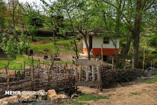 گزارش تصویری از آسیاب آبی در مازندران
