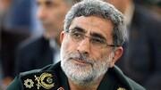 سردار قاآنی روز ارتش را تبریک گفت