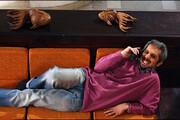خاطره جالب جواد رضویان از خوانندگیاش در حمام / فیلم