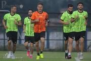 گزارش تصویری از تمرینات تیم پرسپولیس پیش از دیدار با الریان قطر