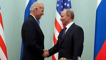 دعوت جو بایدن از پوتین برای دیداری دوجانبه طی هفتههای آتی