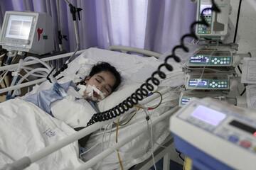 کرونا ۱۴ کودک نیشابوری را در بیمارستان بستری کرد