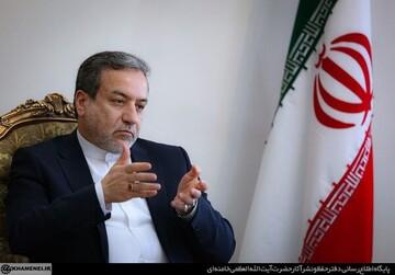 عراقچی: به دنبال مذاکرات فرسایشی نیستیم