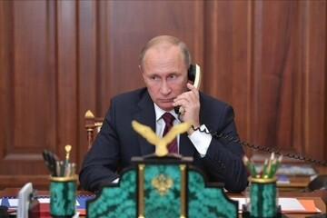 تماس تلفنی «ولادیمیر پوتین» با نخست وزیر لبنان