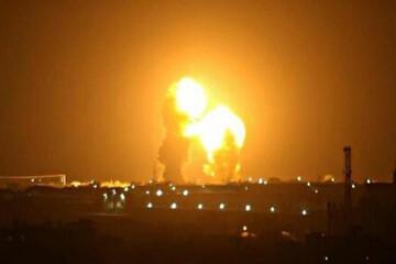 حمله راکتی به پایگاه عینالاسد در عراق