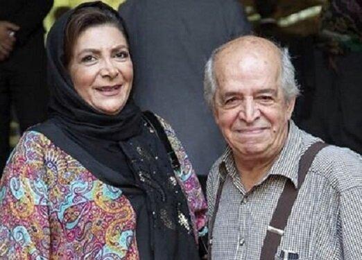 داستان ازدواج مرحوم محسن قاضی مرادی با مهوش وقاری / فیلم