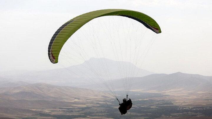 سقوط و جانباختن یک چترباز در ارتفاعات ایلام