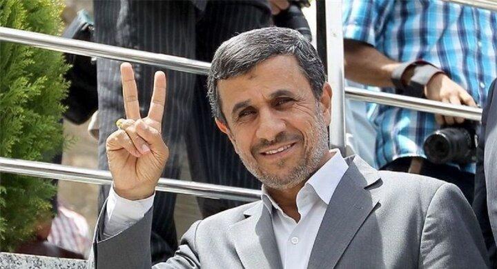 واکنش پسر احمدی نژاد به معاون اولی فائزه هاشمی