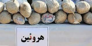کشف ۲ تن و ۲۰۰ کیلو مرفین و هروئین و توقیف سه کامیون کشنده در اصفهان