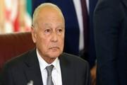 دیدار دبیرکل اتحادیه عرب با وزیر خارجه عربستان
