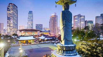 برکناری نخست وزیر کره جنوبی