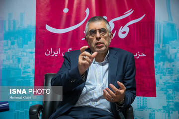 کرباسچی حمایت از لاریجانی برای انتخابات ریاستجمهوری را تکذیب کرد
