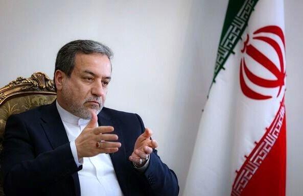 عراقچی: اروپایی ها اقدام مهم خرابکارانه حمله تروریستی به سایت هسته ای ایران را نادیده گرفتند