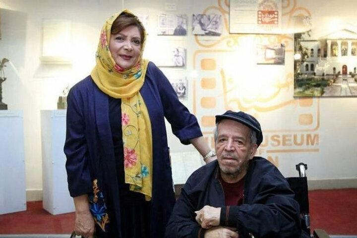 صحبتهای تلخ همسر محسن قاضی مرادی از مرگ دو فرزندش / فیلم