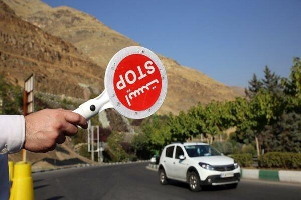 تمدید ممنوعیت ورود خودروهای غیربومی به مازندران تا هفته آینده