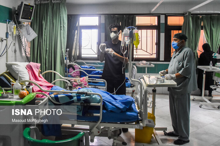 مجموع فوتیهای کرونا در زنجان به ۱۲۴۷نفر رسید