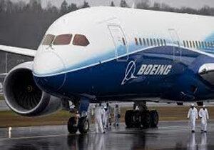 فرود اضطراری هواپیمای بویینگ هندوستان در فرودگاه زاهدان