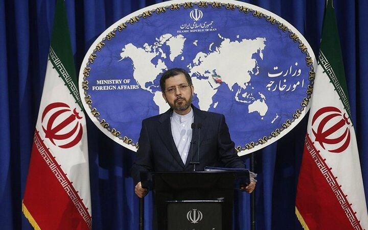واکنش وزارت امور خارجه به تحریمهای آمریکا علیه روسیه و حوادث اخیر عراق