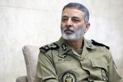 امیرسرلشکر موسوی به مناسبت روز ارتش پیامی صادر کرد