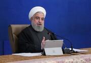 روحانی: باید فکر واکسن انبوه برای سالهای بعد باشیم / فیلم