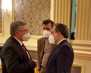 گفتگوی اولیانوف با عراقچی پس از نشست کمیسیون مشترک برجام