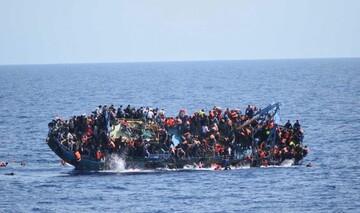 غرق شدن ۴۱ مهاجر غیرقانونی در آبهای تونس