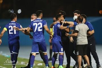 نام ۳ استقلالی در تیم منتخب هفته آسیا قرار گرفت