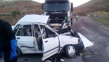 جزییات دو تصادف در لرستان با ۱۱ کشته