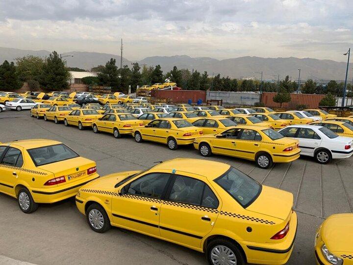 میزان افزایش نرخ کرایه تاکسی در کشور اعلام شد