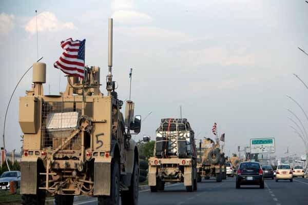 حمله به یک کاروان نظامی آمریکایی دیگر در عراق