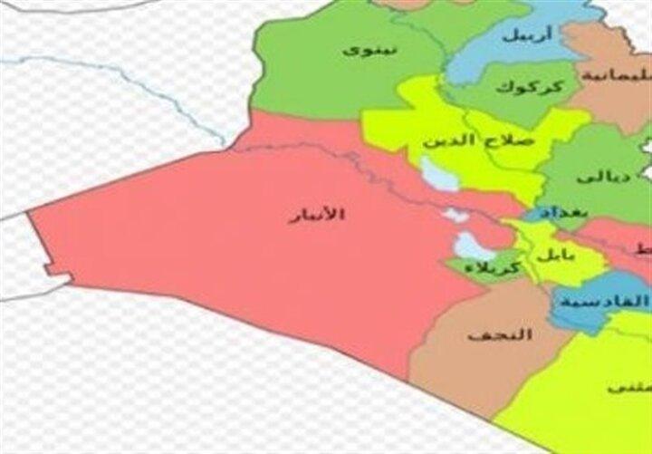 انفجار شدید در دو حلقه چاه نفتی در شمال عراق