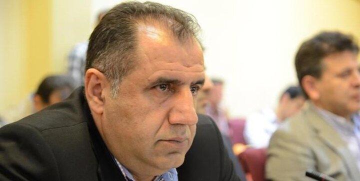 داور سابق فوتبال ایران در ICU بستری شد