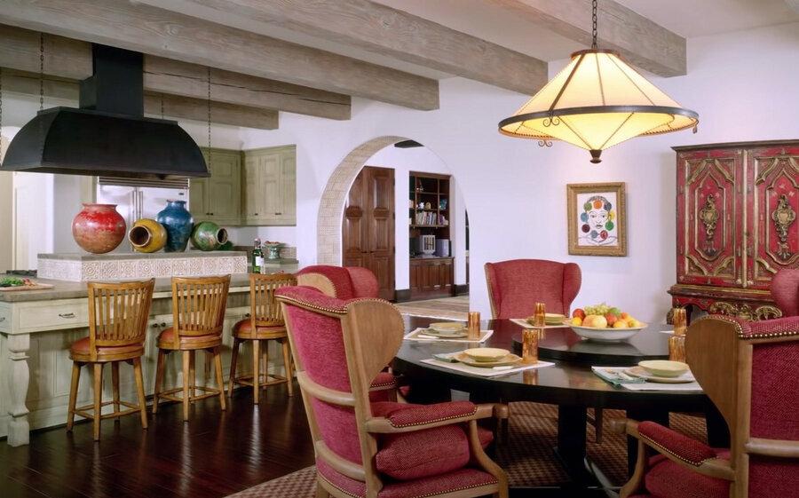 تصاویری از خانه گران قیمت راک جانسون بازیگر قوی هیکل آمریکایی